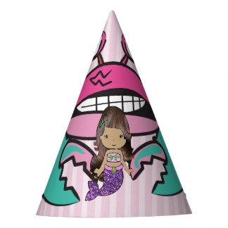 Alles Gute zum Geburtstag Purplee Partyhütchen