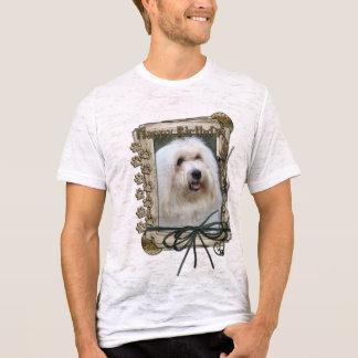 Alles Gute zum Geburtstag - Steintatzen - T-Shirt