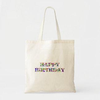 Alles Gute zum Geburtstag Tragetasche