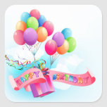 Alles Gute zum Geburtstagaufkleber
