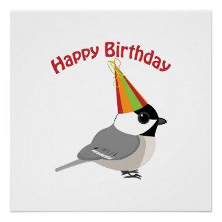 Alles Gute zum GeburtstagChickadee Poster