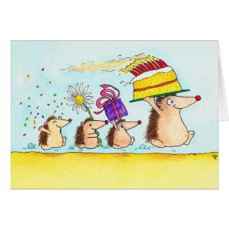 Alles Gute zum Geburtstaggrußkarte durch Nicole Karte