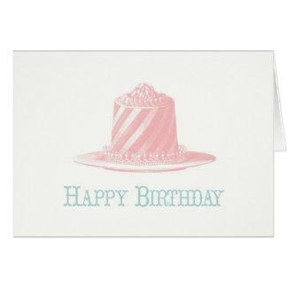 Alles- Gute zum Geburtstagkarte Karte