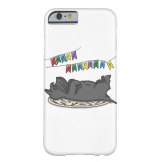 Alles- Gute zum Geburtstagkuchen Barely There iPhone 6 Hülle