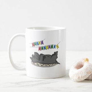 Alles- Gute zum Geburtstagkuchen Kaffeetasse