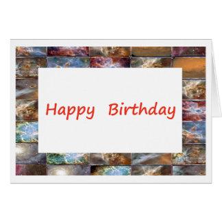 Alles- Gute zum Geburtstagkunst Karte