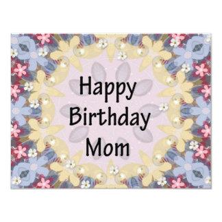 Alles- Gute zum Geburtstagmamma 10,8 X 14 Cm Einladungskarte