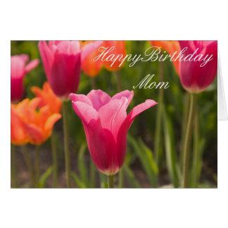 Alles- Gute zum Geburtstagmamma-12x18 Gruß-Karte Grußkarte