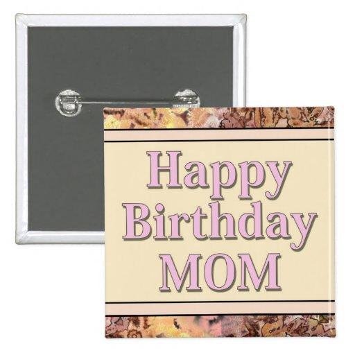 Alles- Gute zum Geburtstagmamma Buttons