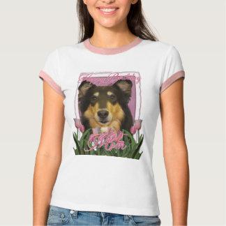 Alles- Gute zum Geburtstagmamma - Collie - T-Shirts