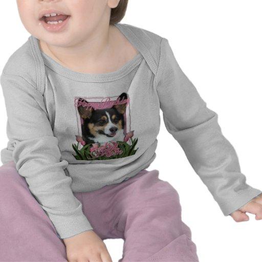 Alles- Gute zum Geburtstagmamma - Corgi T-shirt