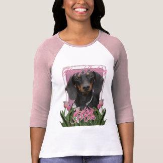 Alles- Gute zum Geburtstagmamma - Dackel - Winston T-shirt