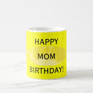 Alles- Gute zum Geburtstagmamma-Gelb-Tasse durch Tasse