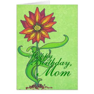 Alles- Gute zum Geburtstagmamma-Gruß-Karte Grußkarte