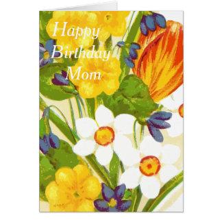 Alles- Gute zum Geburtstagmamma Grußkarte