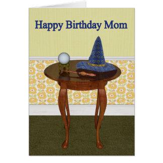 Alles- Gute zum Geburtstagmamma-heidnische Grußkarte