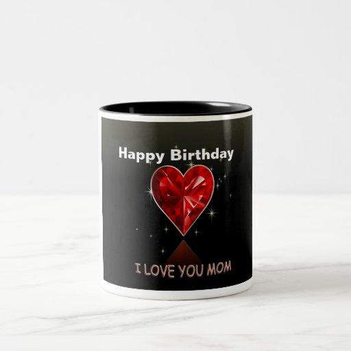 Alles- Gute zum Geburtstagmamma-Kaffee-Tasse