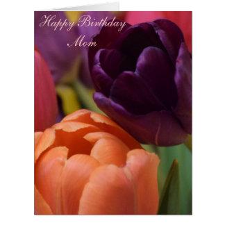 Alles- Gute zum Geburtstagmamma Riesige Grußkarte