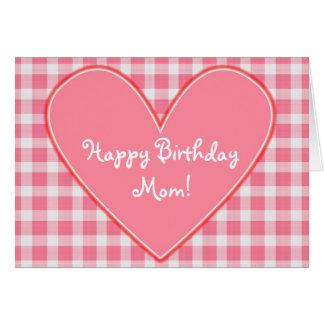 Alles- Gute zum Geburtstagmamma! Karte