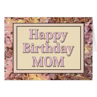 Alles- Gute zum Geburtstagmamma Karte