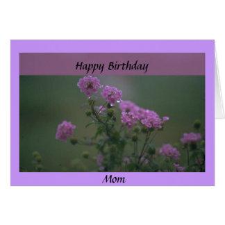 Alles- Gute zum Geburtstagmamma-Karte Grußkarte