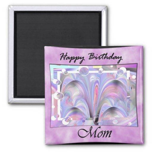 Alles- Gute zum Geburtstagmamma Kühlschrankmagnete