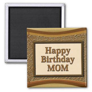 Alles- Gute zum Geburtstagmamma Kühlschrankmagnet