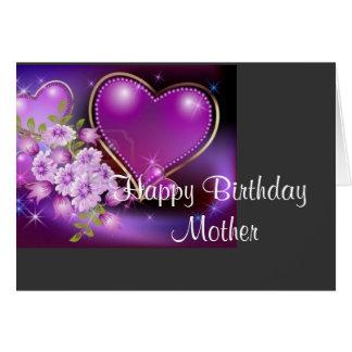 Alles- Gute zum Geburtstagmamma Mitteilungskarte