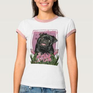 Alles- Gute zum Geburtstagmamma - Mops - Ruffy Shirts