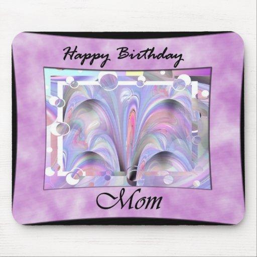 Alles- Gute zum Geburtstagmamma Mauspad