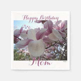 Alles- Gute zum Geburtstagmamma Papierserviette