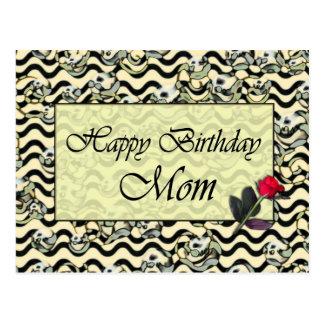 Alles- Gute zum Geburtstagmamma Postkarte