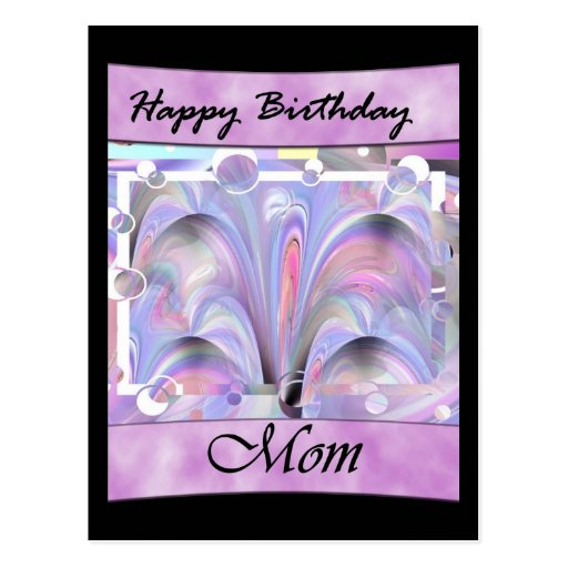 Alles- Gute zum Geburtstagmamma Postkarten