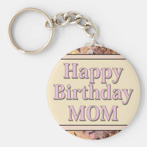 Alles- Gute zum Geburtstagmamma Schlüsselbänder