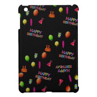 Alles- Gute zum GeburtstagParty personifizieren iPad Mini Hülle