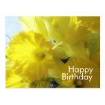 Alles- Gute zum Geburtstagpostkarte Postkarte