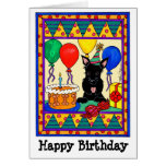 Alles- Gute zum GeburtstagSchotte Grußkarten
