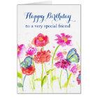 Alles- Gute zum Geburtstagspezielle Karte