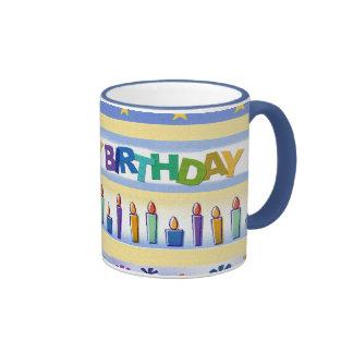 alles- Gute zum GeburtstagTasse Kaffeehaferl
