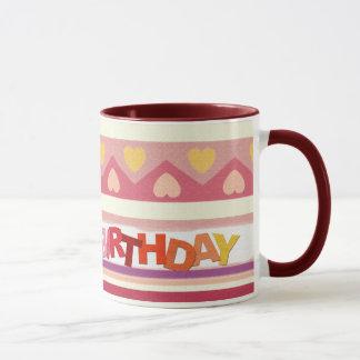 alles- Gute zum GeburtstagTasse Tasse