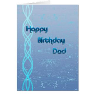 Alles- Gute zum Geburtstagvati Karte