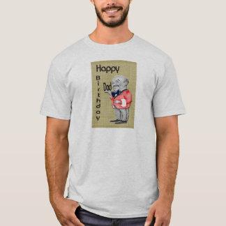 Alles- Gute zum Geburtstagvati-Kellner T-Shirt
