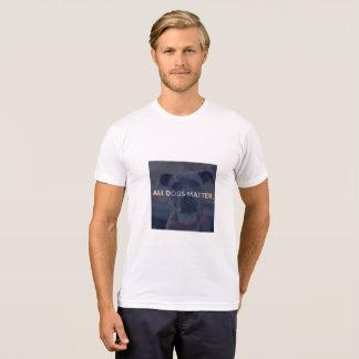 Alles Hundeangelegenheits-T-Stück T-Shirt