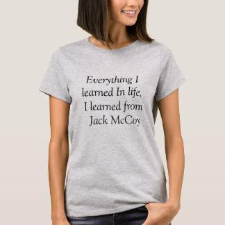 Alles I gelernt von Leben T - Shirt