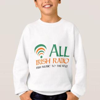 Alles irische neue Radiologo Sweatshirt