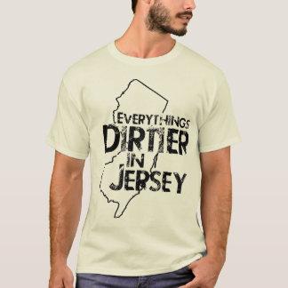Alles ist in Jersey schmutziger T-Shirt