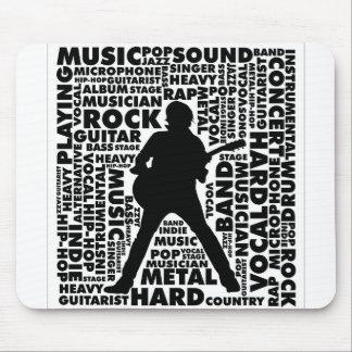 Alles Musik Mousepads