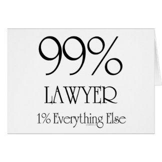 Alles Rechtsanwalt Karte