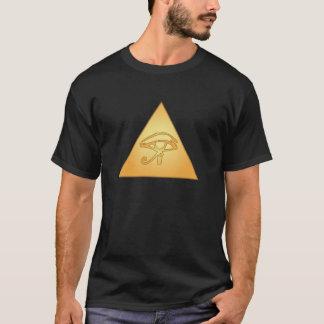 Alles sehende Auge/Auge von Horus: T-Shirt