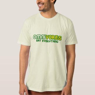 Allesfresser essen alles Parodie T-Shirt